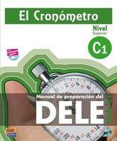 Cronometro nivel C1 książka + płyta MP3
