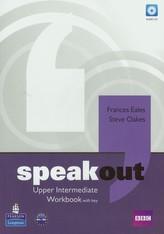 Speakout Upper Intermediate Workbook with key z płytą CD