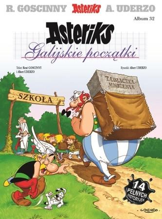 Asteriks Galijskie początki Tom 32
