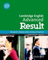 Cambridge English Advanced Result Student's Book with Online Pracice