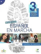Nuevo Espanol en marcha 3 Ćwiczenia+ CD