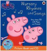 Nursery Rhymes and Songs + CD
