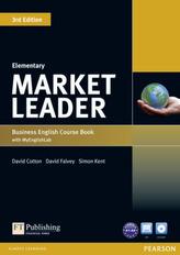Market Leader 3Ed Elementary SB +DVD +MyEngLab