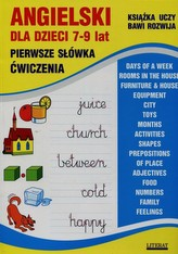 Angielski dla dzieci 7-9 lat. Pierwsze słówka ćwiczenia