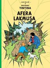 Przygody Tintina Tom 18 Afera Lakmusa