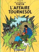 Tintin L'Affaire Tournesol