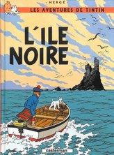 Tintin L'île noire