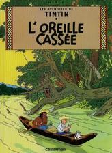 Tintin LOreille cassee