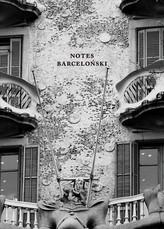 Notes barceloński