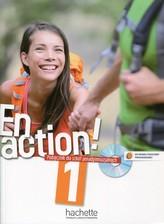 En Action! 1 Podręcznik z płytą CD