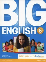 Big English 6 Pupil's Book with MyEnglishLab