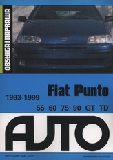 Fiat Punto 1993-1999 Obsługa i naprawa