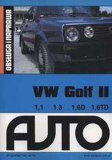 VW Golf II Obsługa i naprawa