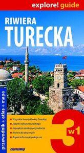 Riwiera Turecka 3w1 Przewodnik + Atlas + Mapa