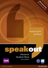 Speakout Advanced Students' Book + DVD