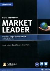 Market Leader 3Ed Uppr-Intermed SB +DVD +MyEng