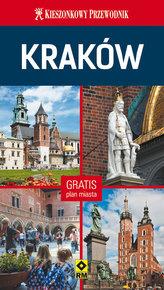 Kraków od środka Kieszonkowy przewodnik