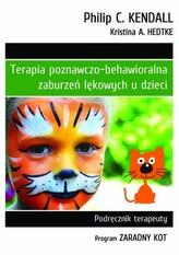 Terapia poznawczo-behawioralna zaburzeń lękowych u dzieci