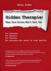 Hidden Therapies. Ukryte terapie. Wydanie w języku angielskim