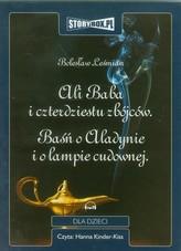 Ali Baba i czterdziestu zbójców Baśń o Aladynie i o lampie cudownej