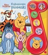 Disney Kubuś i Przyjaciele. Kubusiowe piosenki Książeczka dźwiękowa