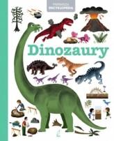 Pierwsza encyklopedia. Dinozaury