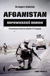 Afganistan opowiedzieć ogniem