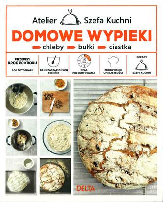 Domowe wypieki  Chleby, bułki, ciasta