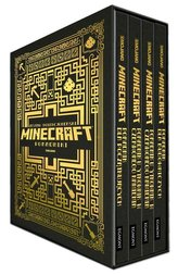 Minecraft Zestaw kolekcjonerski Poradniki