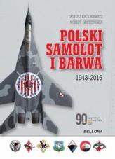 Polski samolot i barwa po 1943-2016