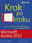 Microsoft Access 2013 Krok po kroku