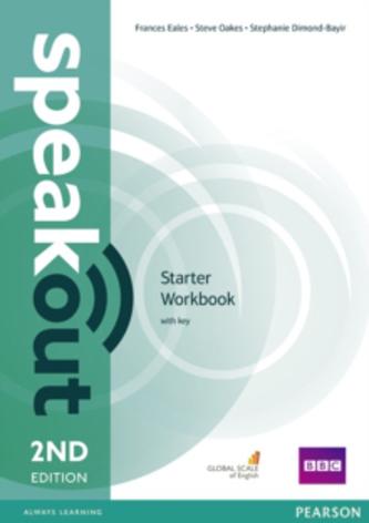 Speakout 2nd Starter. Workbook + key