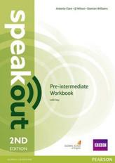 Speakout 2nd  Pre-Intermediate. Workbook + key