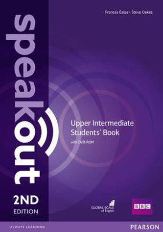 Speakout Upper Intermediate 2nd Edition Students´ Book and DVD-ROM Pack