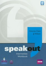 Speakout Intermediate Workbook + CD