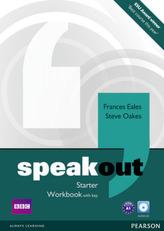 Speakout Starter Workbook with key + CD