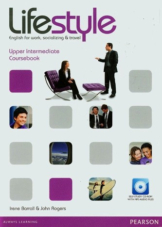 Lifestyle Upper Intermediate Coursebook z płytą CD