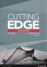Cutting Edge Advanced Students Book + DVD