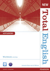 New Total English Advanced Workbook with key z płytą CD