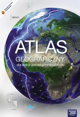 Atlas geograficzny. Klasa 1-3, liceum / technikum. Zakres podstawowy i rozszerzony