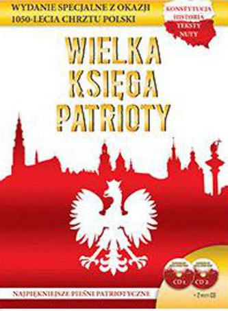 Wielka księga patrioty Miasto + 2CD