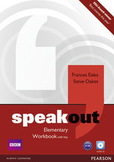 Speakout Elementary Workbook with key + CD