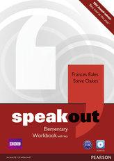 Speakout Elementary Workbook with key + CD