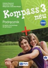 Kompass 3 neu. Gimnazjum. Język niemiecki. Podręcznik + CD