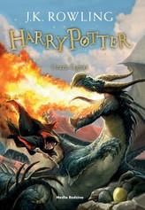 Harry Potter i Czara Ognia. Tom 4