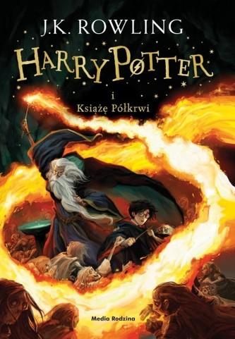 Harry Potter i Książę Półkrwi.  Tom 6
