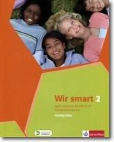 Wir smart 2. Język niemiecki. Podręcznik + CD