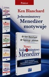 Jednominutowy Menedżer Motywuje Jednominutowy Menedżer buduje wydajne zespoły / Jednominutowy Menedżer i przywództwo / Jednominu