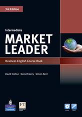 Market Leader 3Ed Intermediate SB +DVD +MyEngL