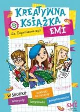 Kreatywna książka dla Superdziewczyny. Emi